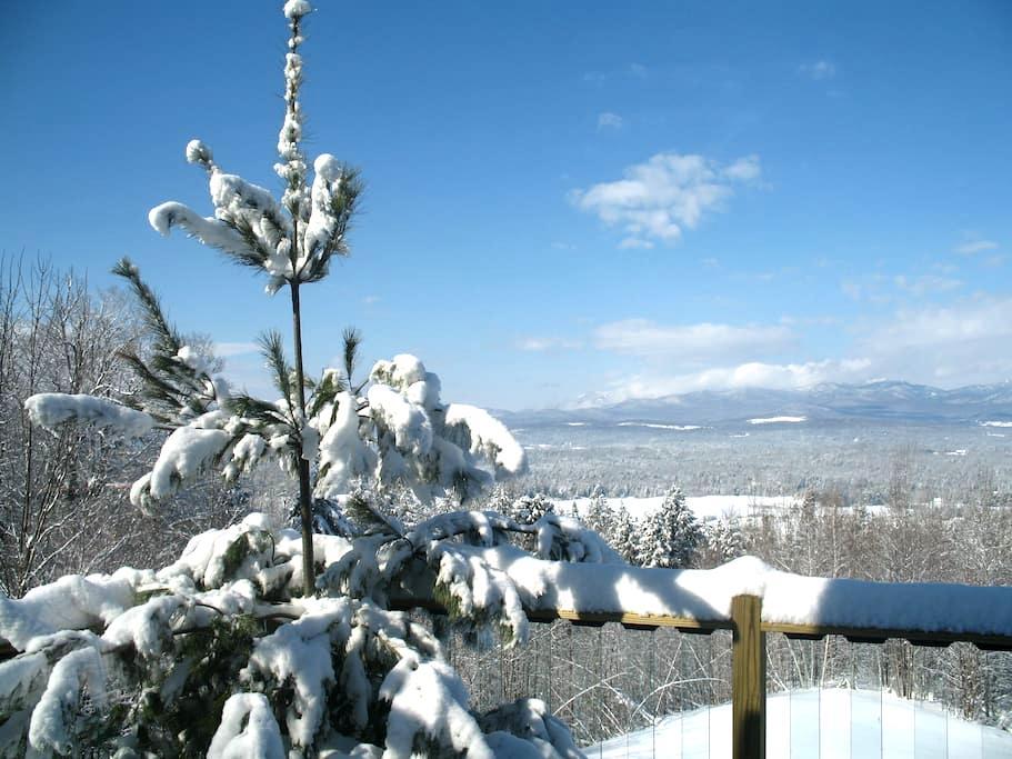 WestWind Mountainside Retreat - Morristown - House