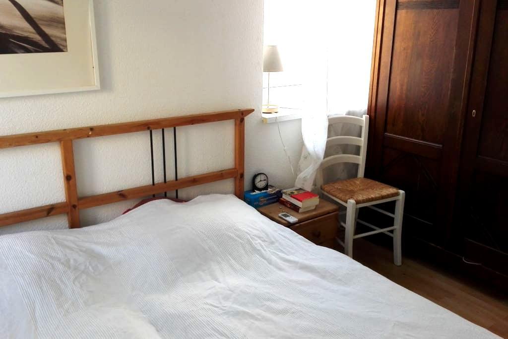 helle Wohnung auf dem Land - Schönefeld - Apartment