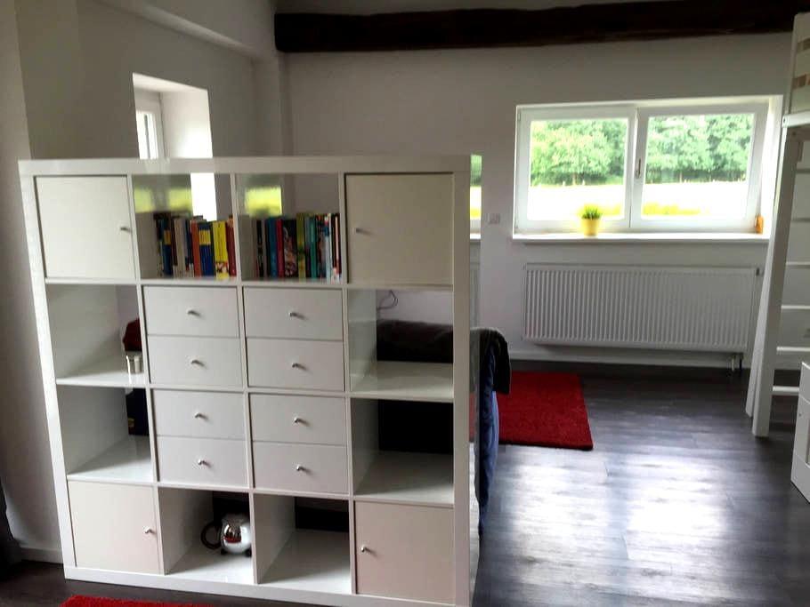 Wunderschönes Apartment mitten im Tecklenburger Land - Mettingen