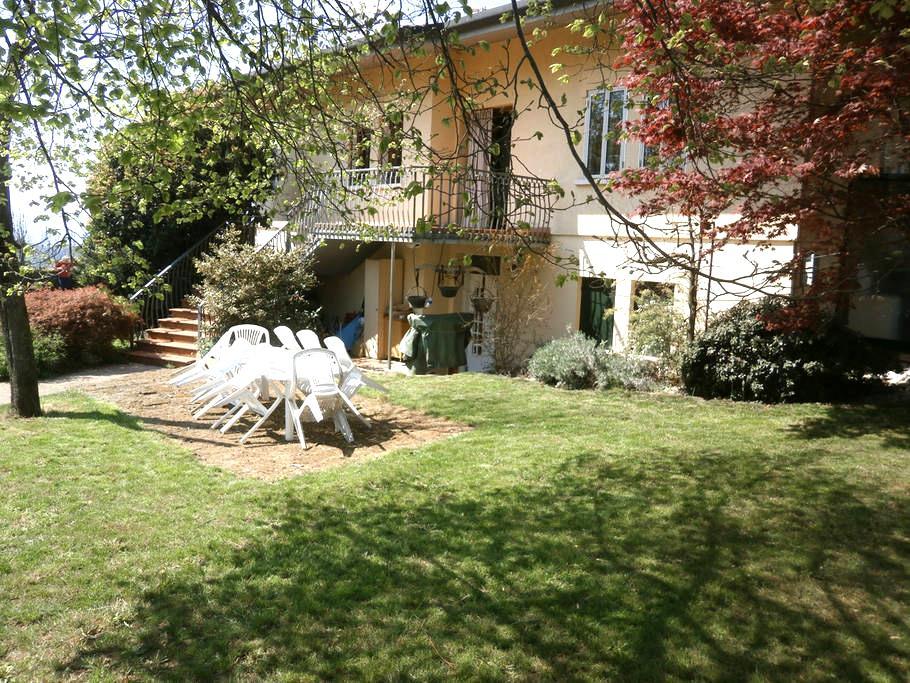 MONTELLO: Natural Park next Asolo - Montebelluna