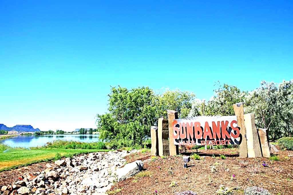 Villa Octans at Sunbanks Resort 400 - Electric City - 别墅