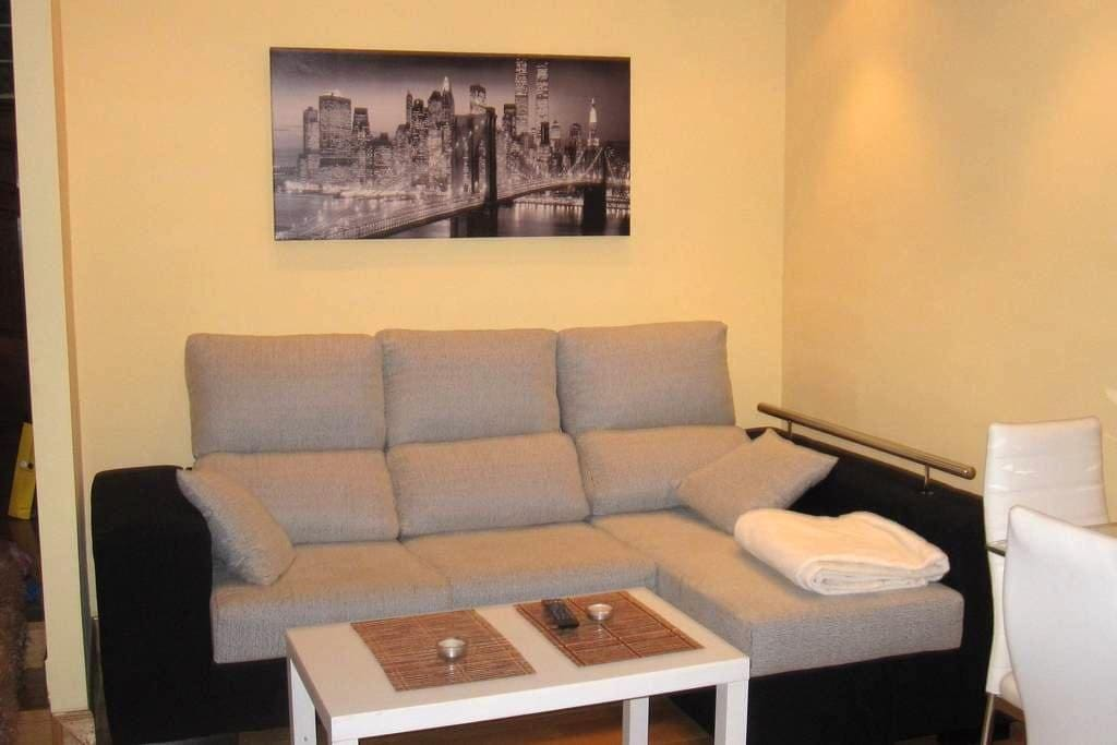 Closed to metro and 8mns from beach - Getxo - Apartment