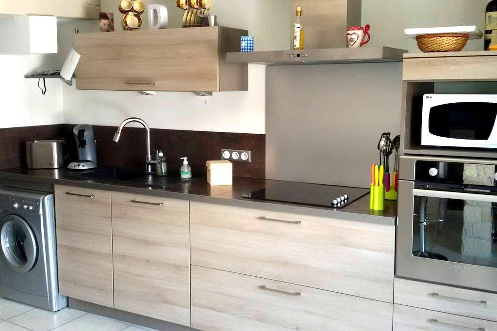 appt T2, 51m² en centre ville - Aurillac - Appartement
