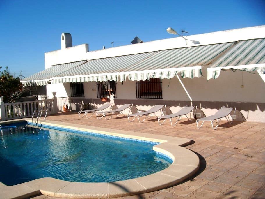 Maison SANTA POLA avec piscine  - Elche