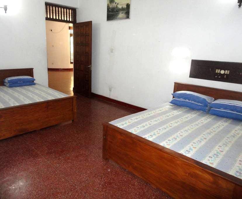 Quadruple family budget room - Kandy District - Villa