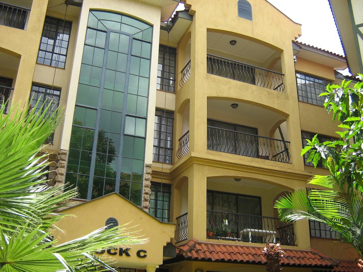 2 Bedrm Applewalk apartmnt Kilimani