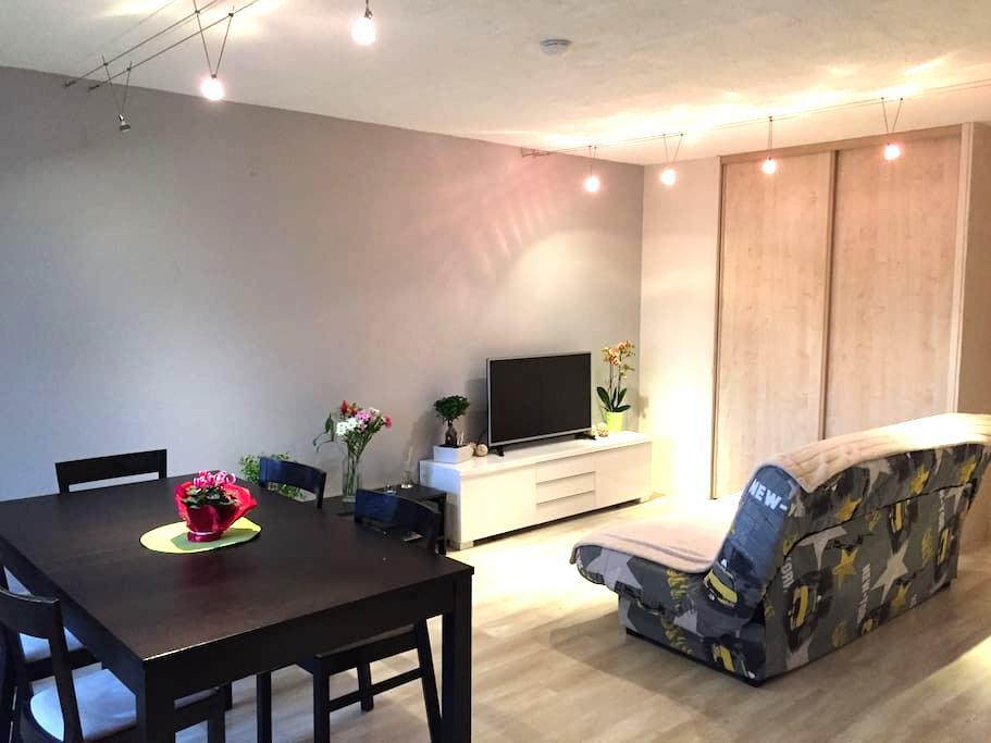 Logement entier et équipé à Beaune - Beaune - Apartamento