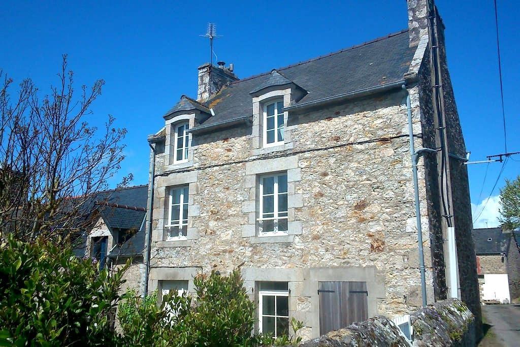 Maison de charme proche plages - Saint-Jacut-de-la-Mer - 一軒家
