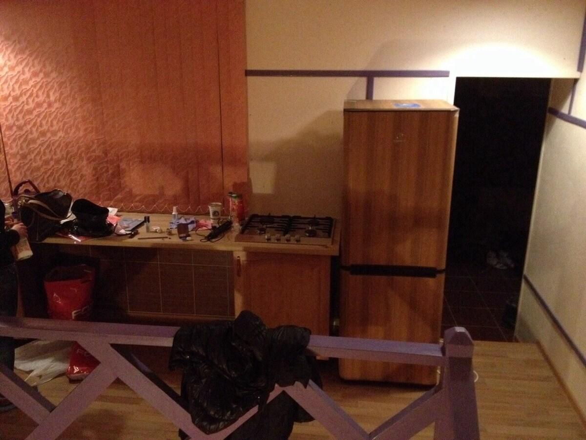 отдельна квартира отдельным входом