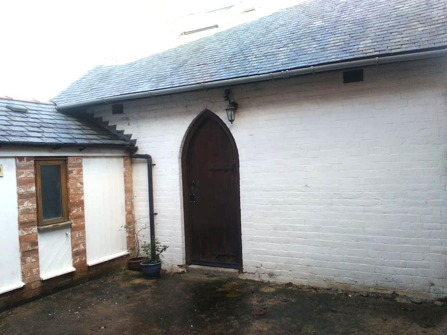 Old Chapel - Oswestry - Apartemen