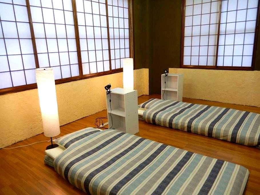 House w/h 51㎡ Sleeping Rm in Oirase - Towada