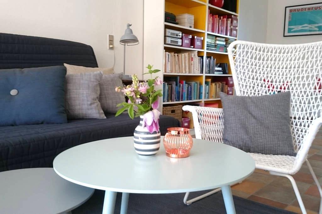 Skøn ferielejlighed på Samsø - Samsø - Apartment