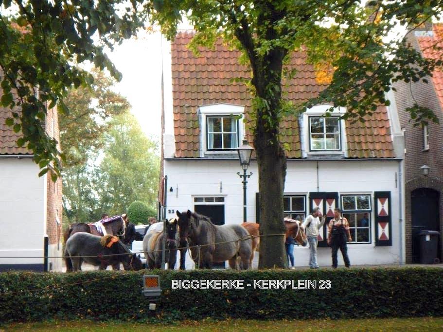 Monumentale woning in Biggekerke. - Biggekerke - Rumah