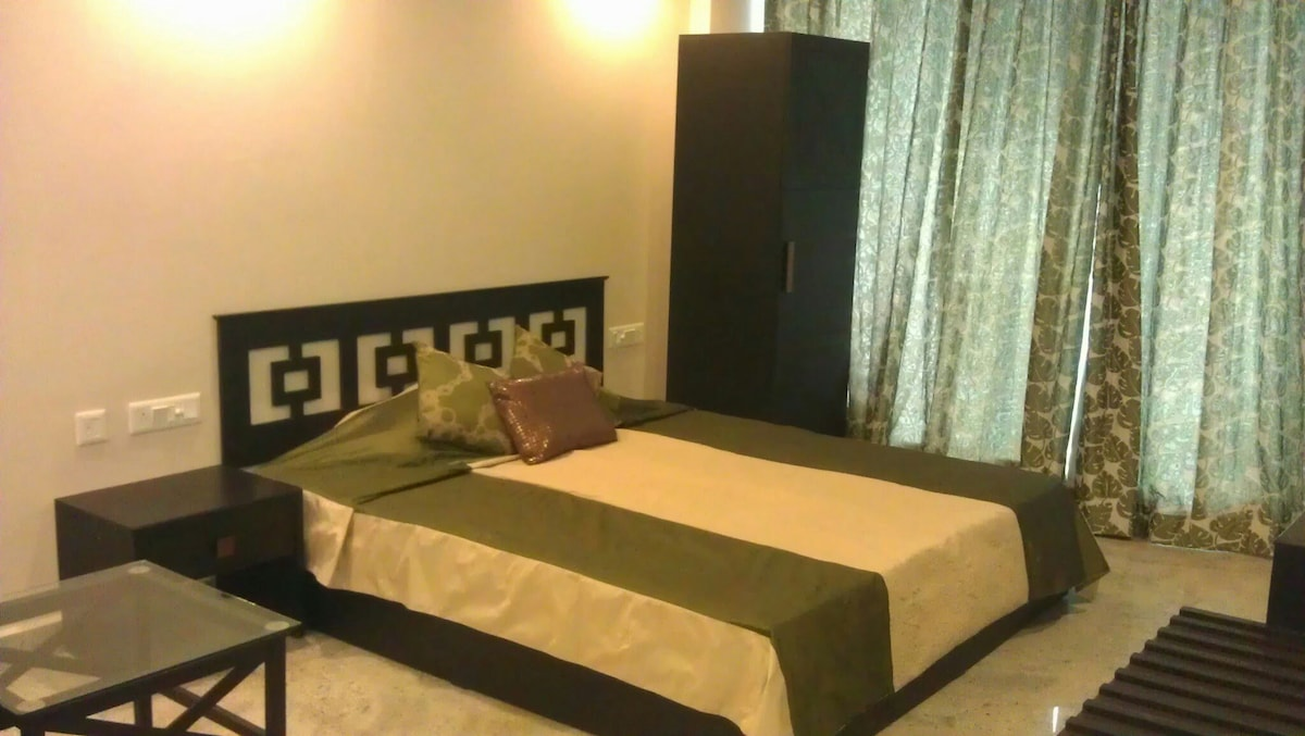 Furnished Suite in Beach Resort