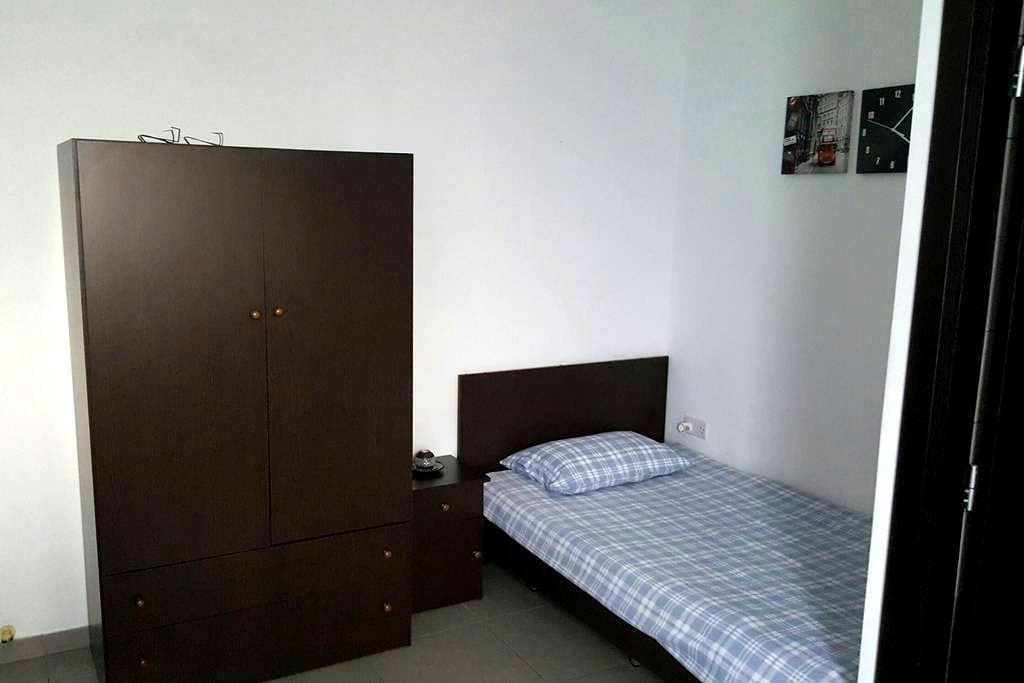 Modern Studio with free wifi in PRIME LOCATION - Limassol - Lägenhet