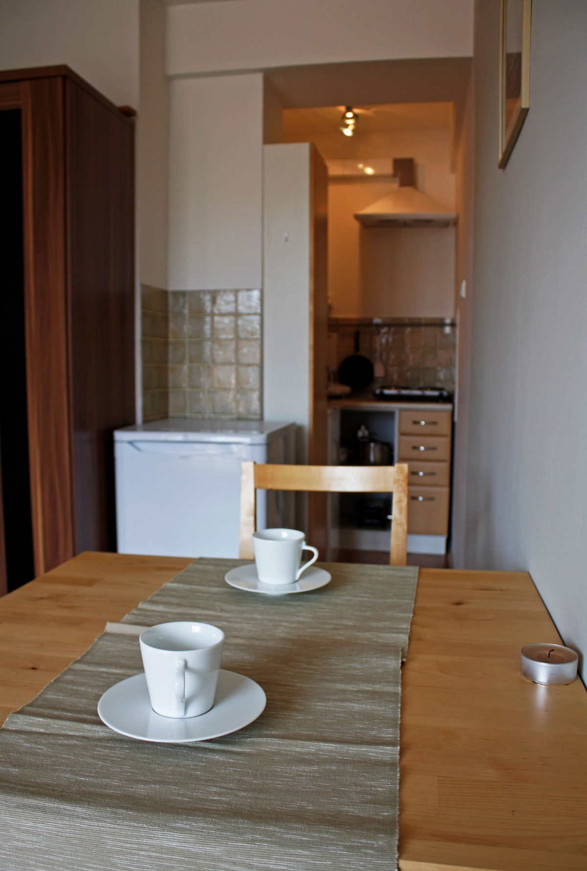 Apartment Right in Old Town Prague
