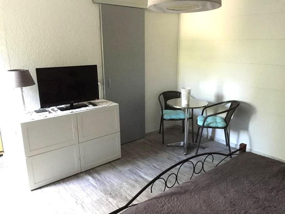 Studio dans un villa individuelle - Domdidier - Apartamento