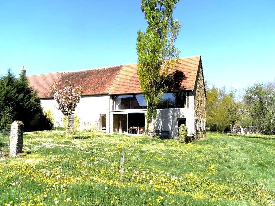 Maison-atelier (Vallée Noire) - Nohant-Vic - Rumah