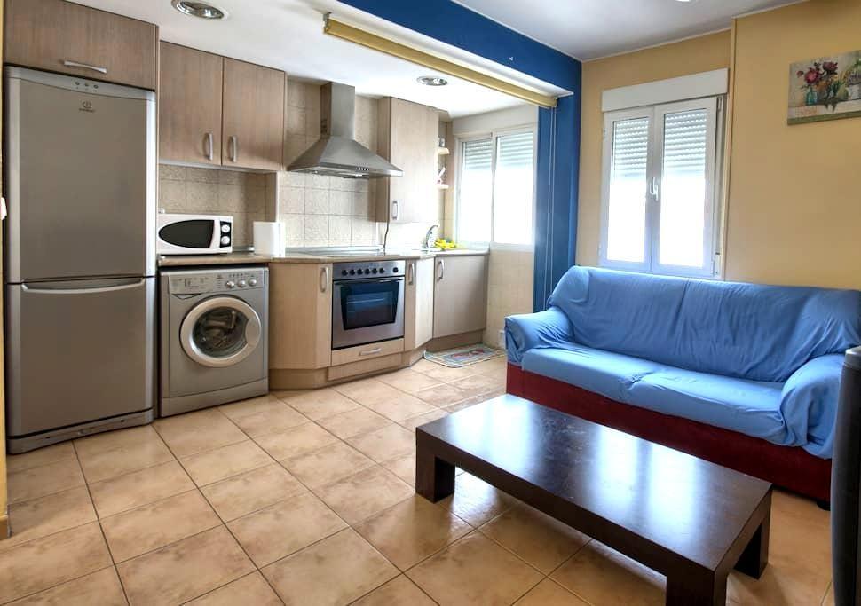 Apartamento en Zaragoza 4 personas - Saragossa - アパート