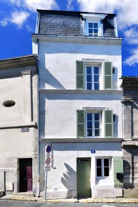 La maison haute - Saumur - House