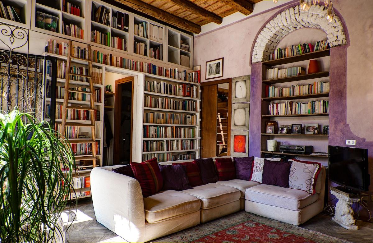 Villa Maraviglia 2° camera