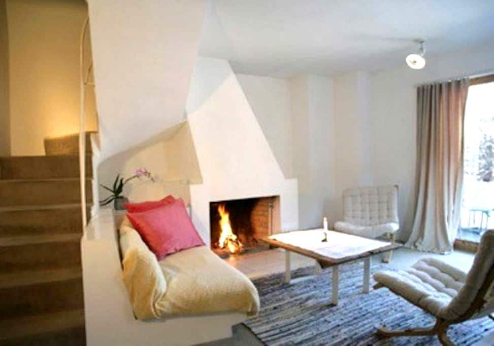Charming rooms & apartments - Ilanz - Huoneisto
