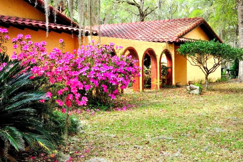 Beautiful Ocala Horse Country Home - Ocala - Dom