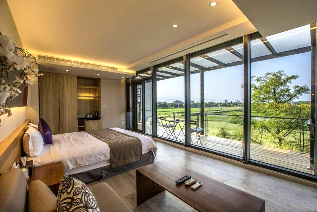 VILLA LOHERB Luxury Room 日光綠築 豪華雙人 - Dongshan Township