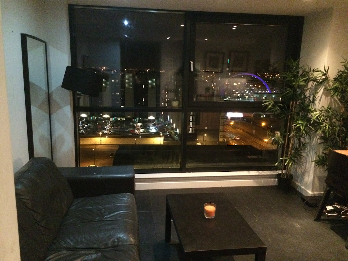 Amazing modern flat in city centre