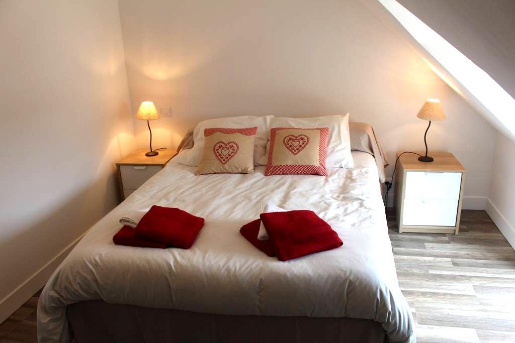 gîte au coeur des Chateaux de la Loire - Vallières-les-Grandes - Haus