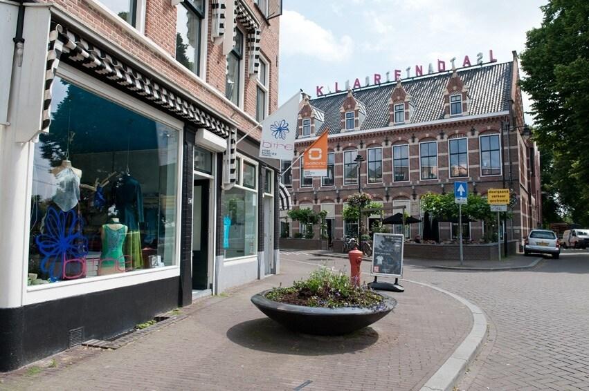 Kamer in 't Modekwartier van Arnhem
