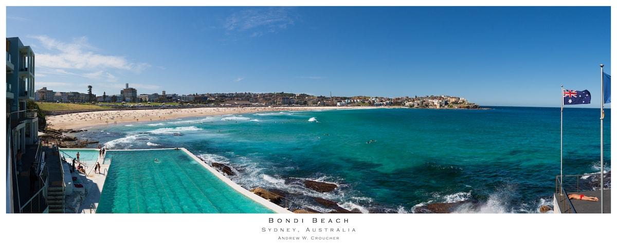 Bondi Beach Pad The Perfect Getaway