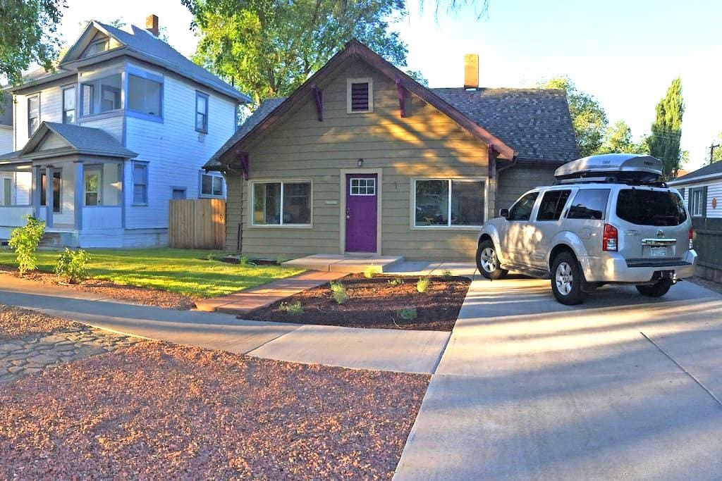 Downtown Bike Bungalow - Grand Junction - House