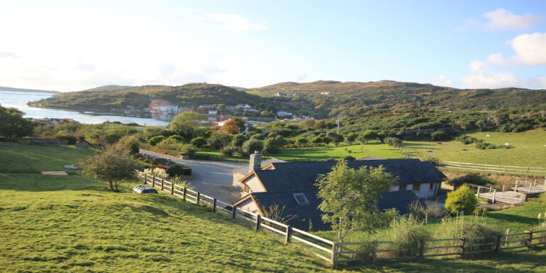 Atlantic View Lodge Clifden