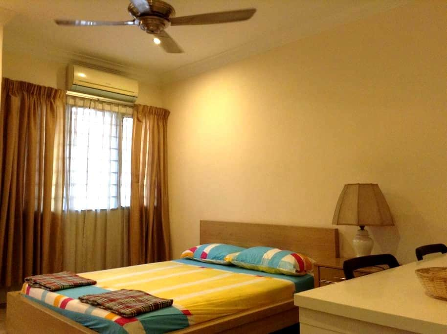 A&F Homestay @SS22 DoubleRoom B - Petaling Jaya - Maison