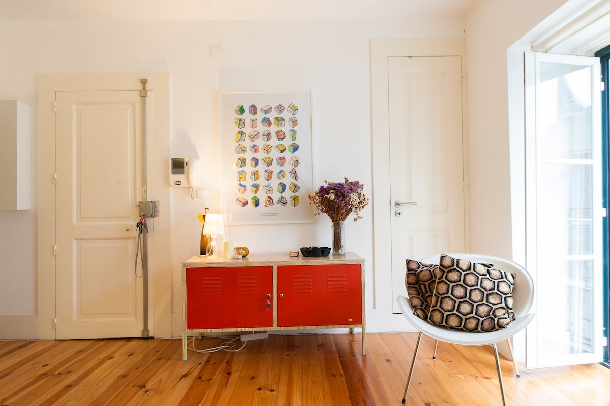 Centrality and comf house in Lisbon
