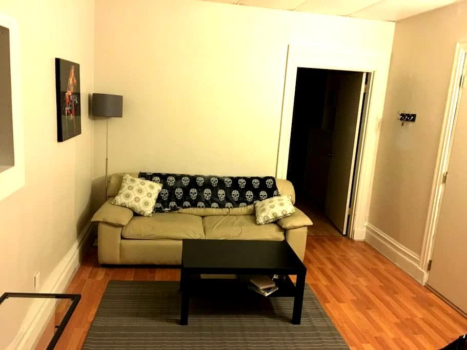 Huge private 2 bedroom 1 bath apartment. Shadyside - Pittsburgh