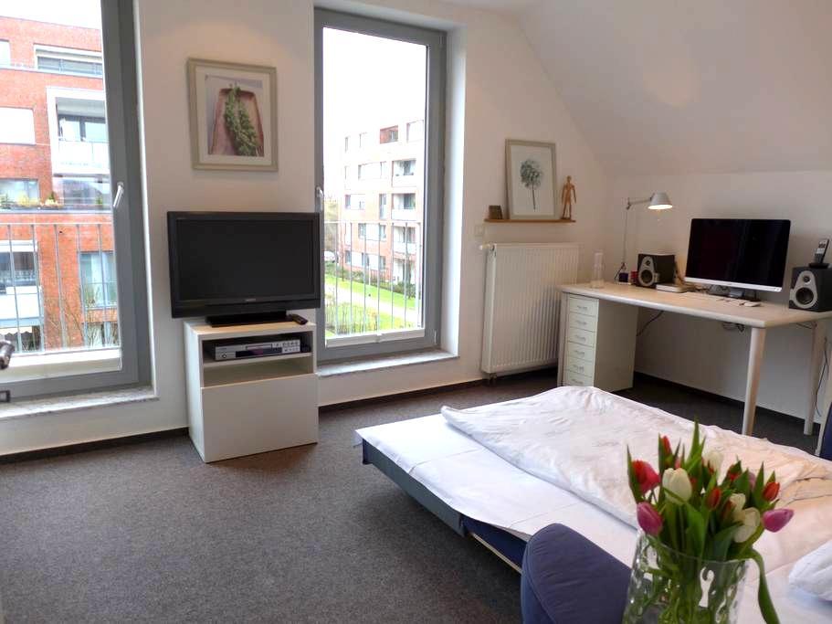 Room with own bathroom & breakfast! - Hannover - Bed & Breakfast