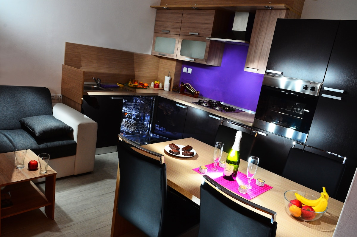Luxury apartment Zagreb****