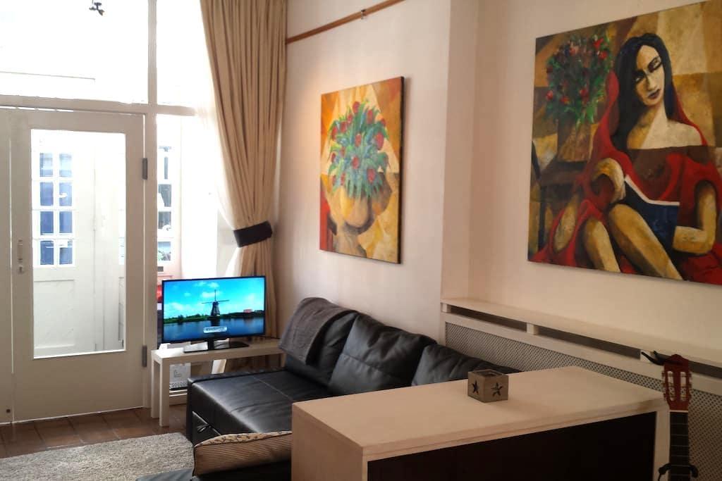 Charming studio in city centre - Den Haag