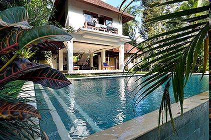 FrogSong Villa in Ubud Bali Private