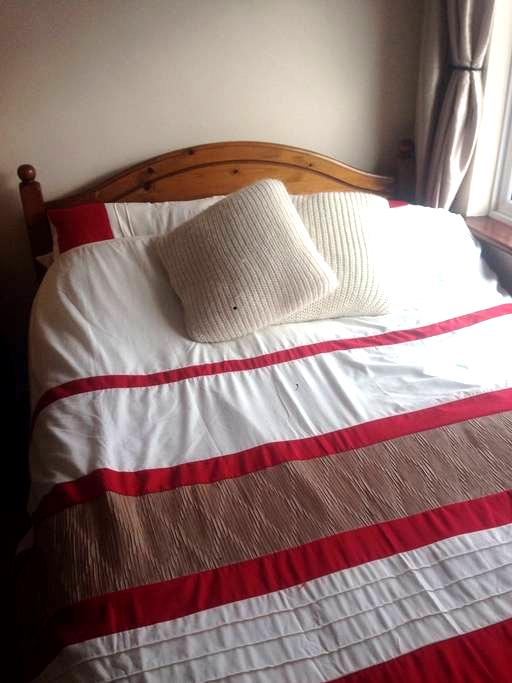 Double room in central location - Lichfield - Huis