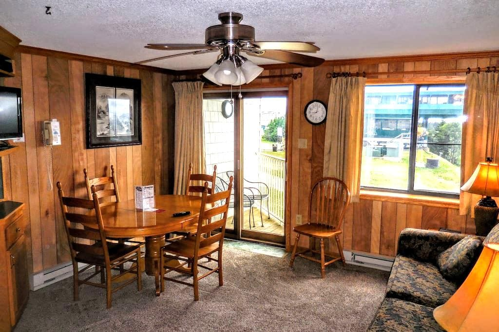 Ski/Bike In-Out 1BR 1BA Free Wi-Fi & Parking ML234 - Snowshoe