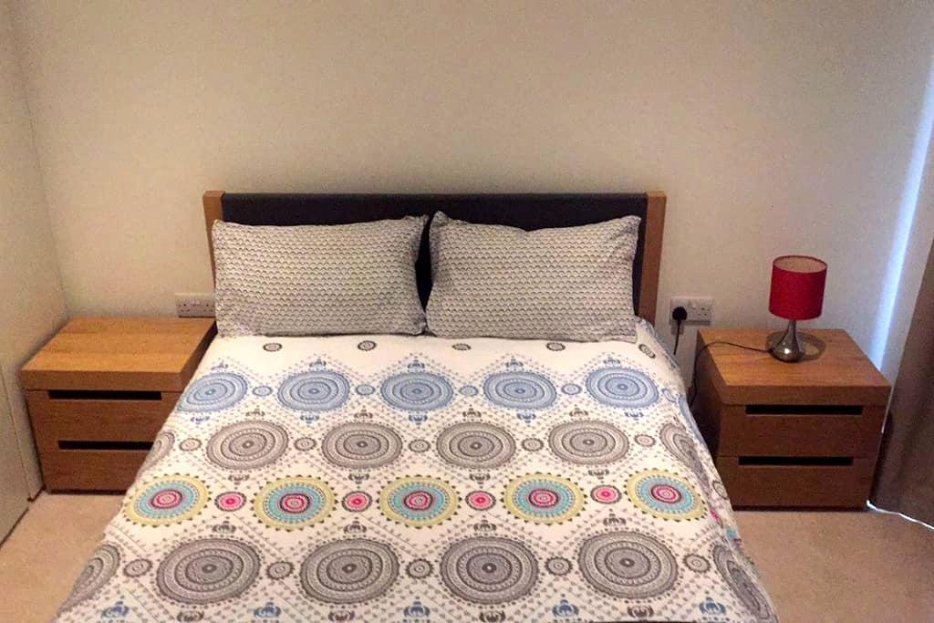 Large en-suite double room in heart of London - Londen - Appartement