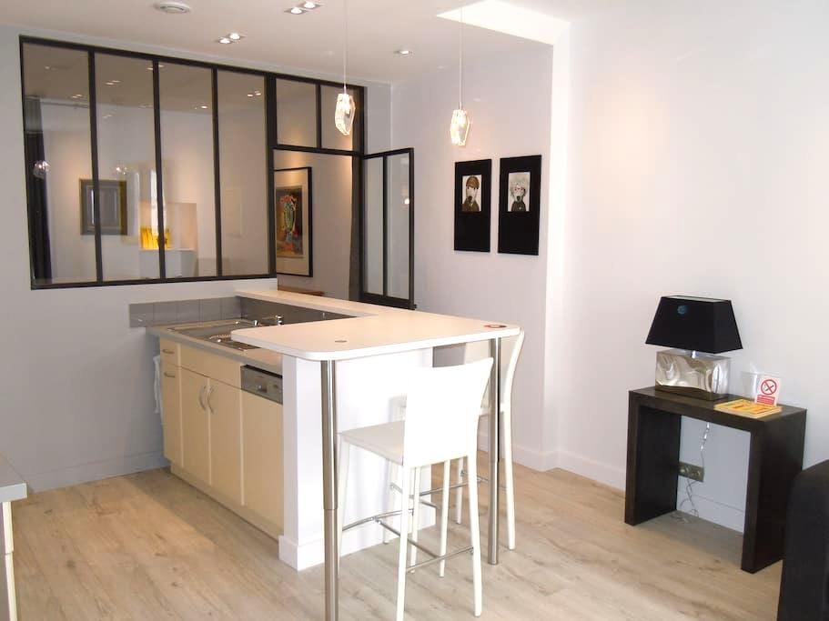 Appartement du rdc de La Maison des Cochers - Amboise - Apartment