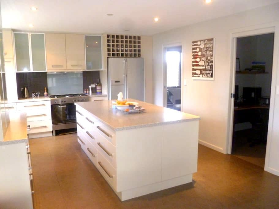 Luxury home near the Cataract Gorge - West Launceston - Dom