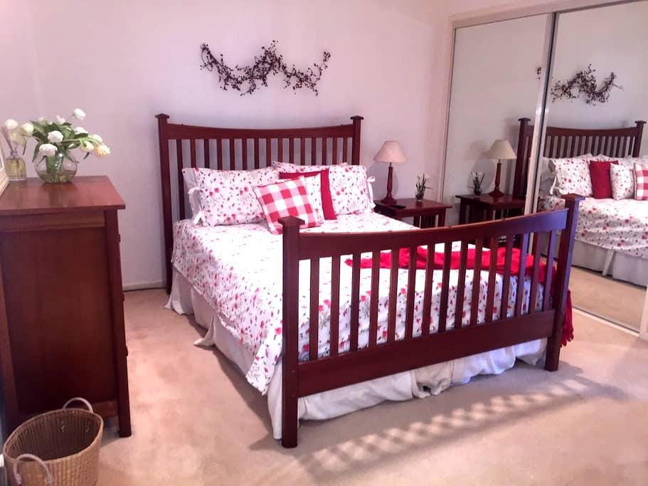 Beach Belle -sunny private suite with own entrance - Merewether - Overig