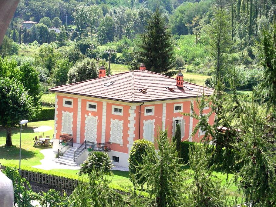 Villa Liberty Mediavalle - Valdottavo