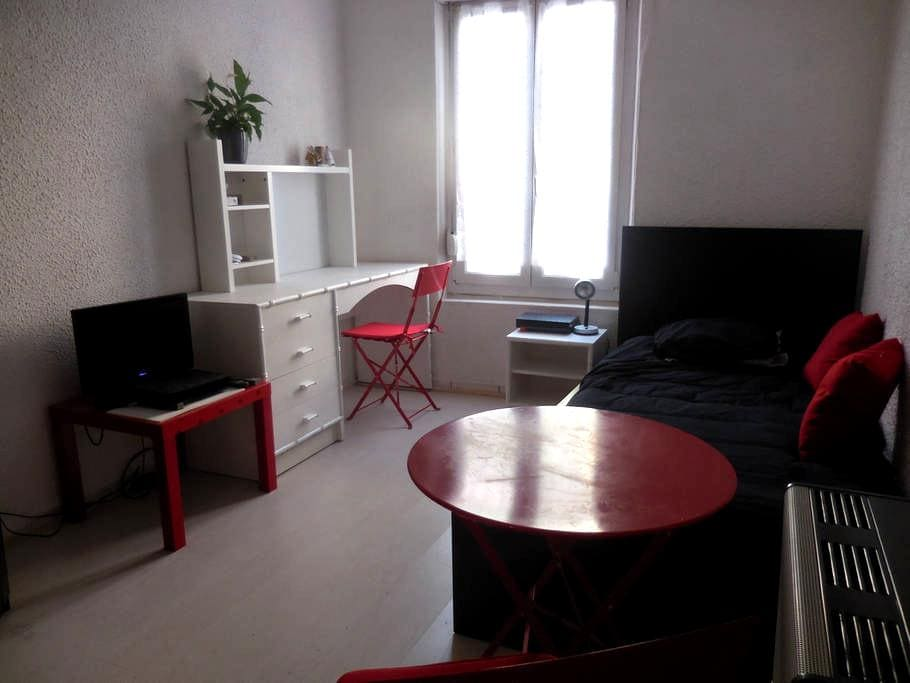 comfortable pied-a-terre in Romilly city center - Romilly-sur-Seine - Wohnung