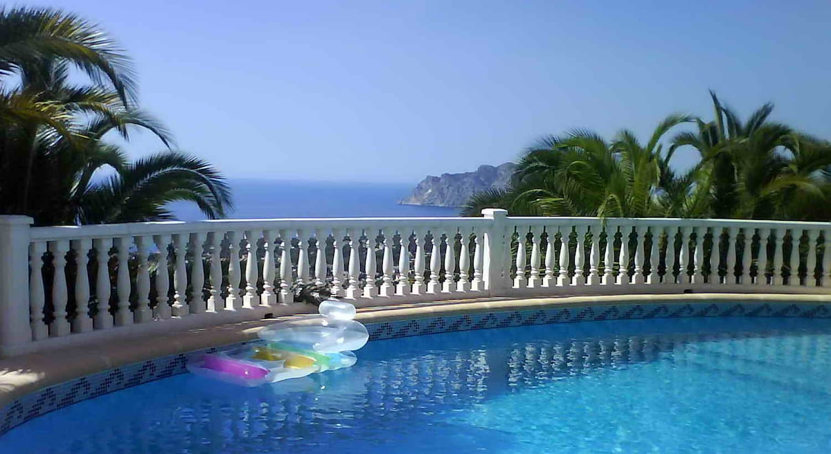 Costa Blanca Marvellous Hide Out